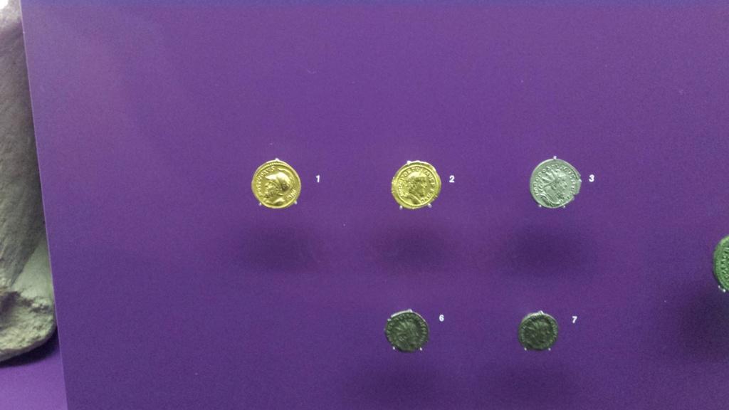 Museo Trier Alemania (seccion numismatica) 20150933