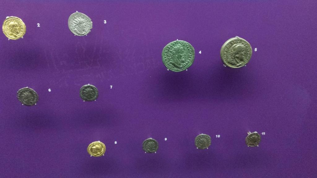 Museo Trier Alemania (seccion numismatica) 20150935