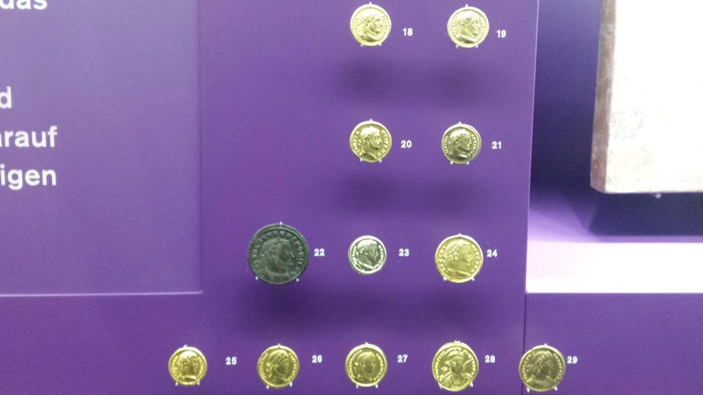 Museo Trier Alemania (seccion numismatica) 20150938