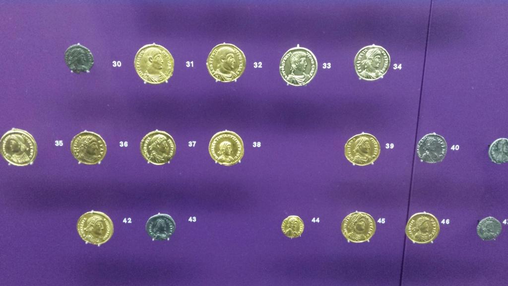 Museo Trier Alemania (seccion numismatica) 20150939
