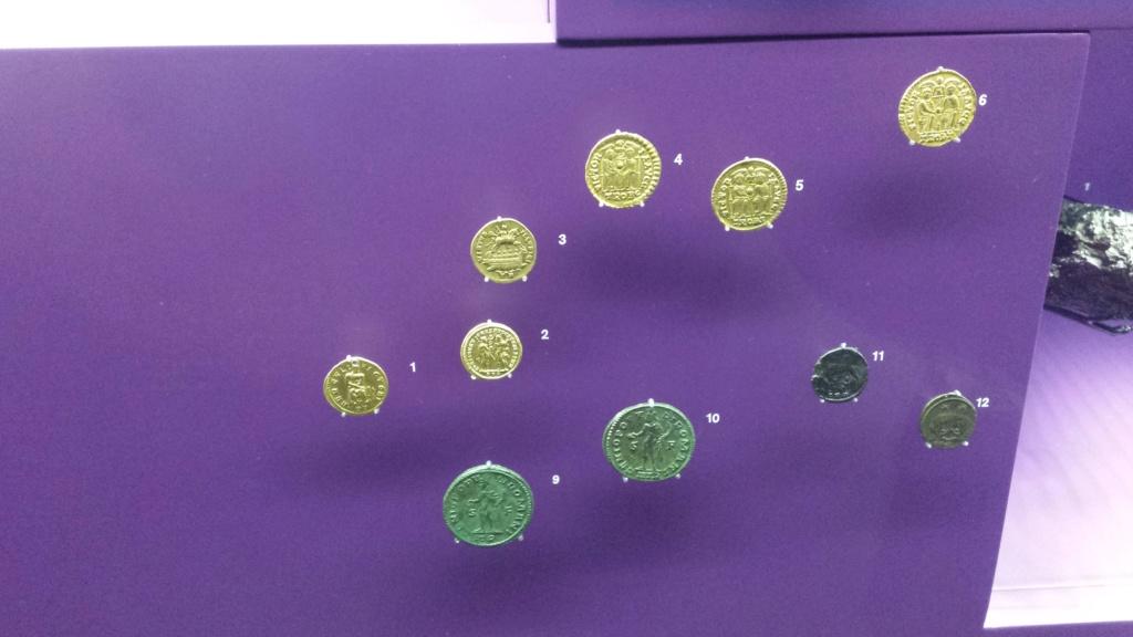 Museo Trier Alemania (seccion numismatica) 2 20150942