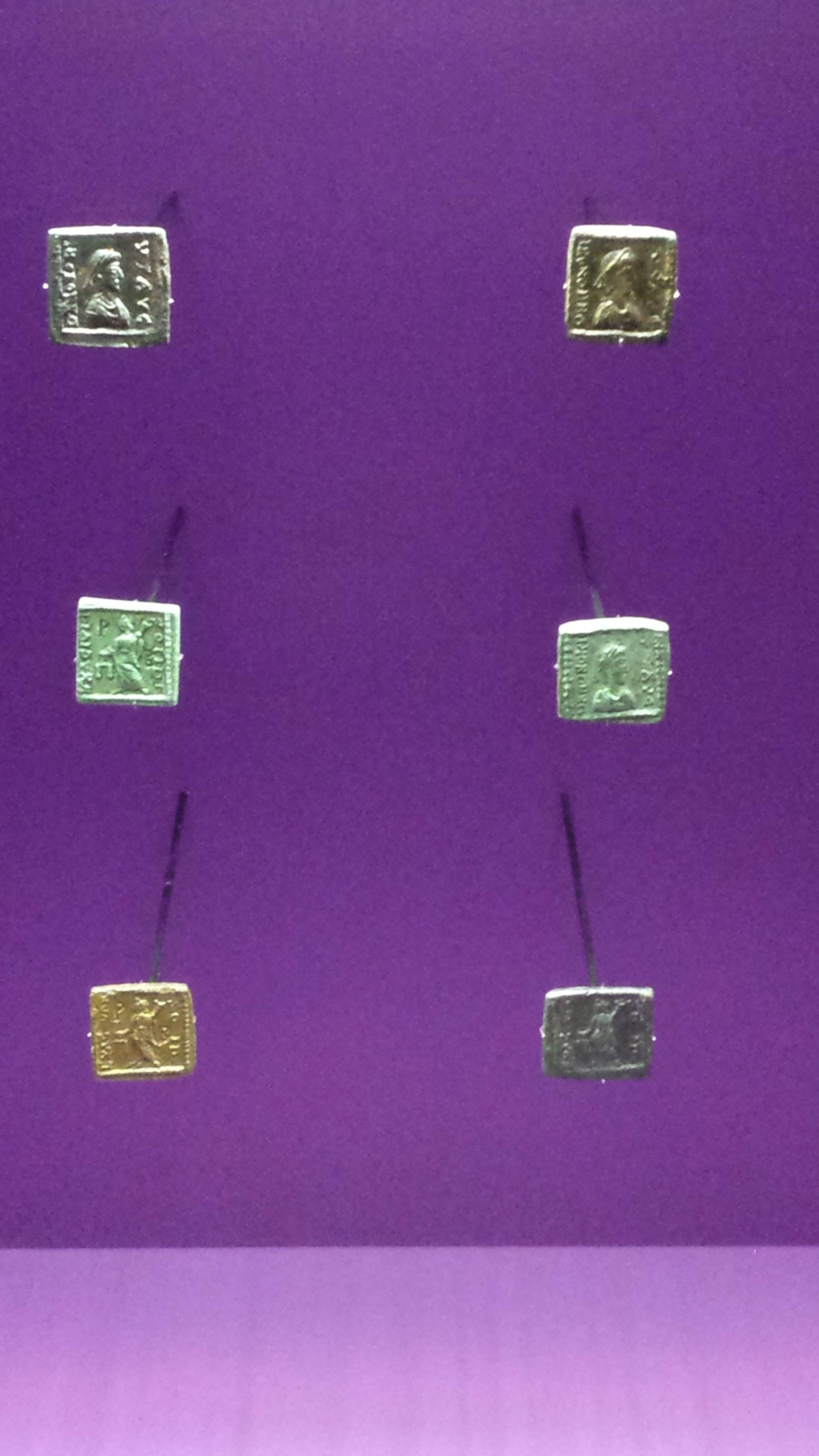 Museo Trier Alemania (seccion numismatica) 2 20150944
