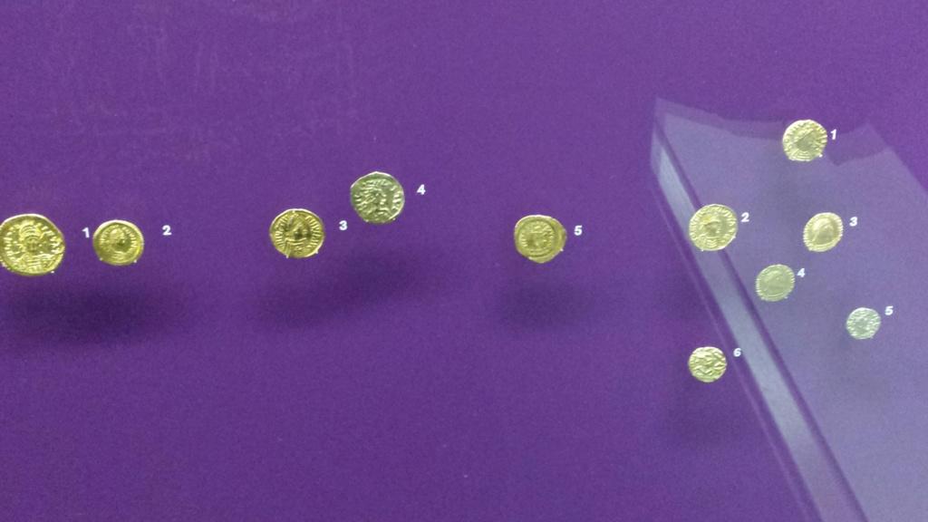Museo Trier Alemania (seccion numismatica) 2 20150946