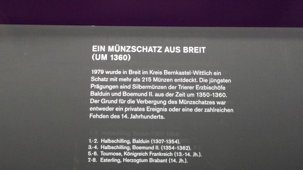 Museo Trier Alemania (seccion numismatica) 2 20150947