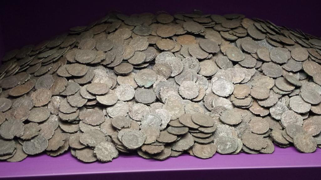 Museo Trier Alemania (seccion numismatica) 2 20150949