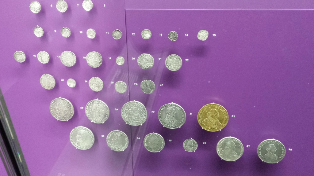 Museo Trier Alemania (seccion numismatica) 2 20150953