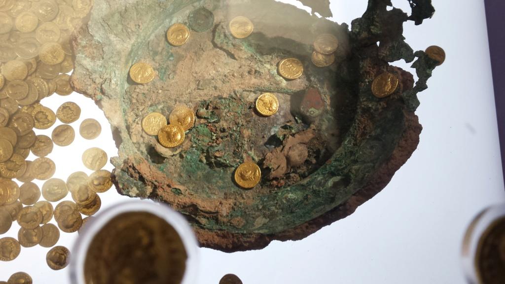 Museo Trier Alemania (seccion numismatica) 2 20150958