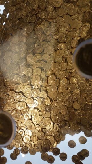 Museo Trier Alemania (seccion numismatica) 2 20150961