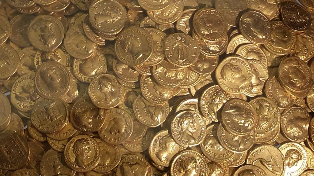 Museo Trier Alemania (seccion numismatica) 2 20150962