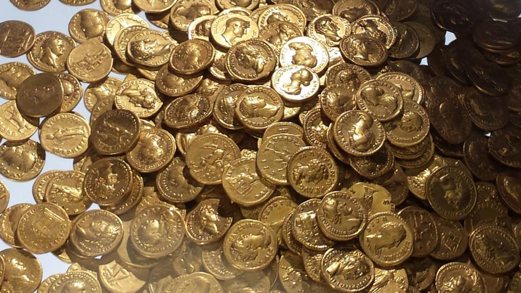 Museo Trier Alemania (seccion numismatica) 2 20150965