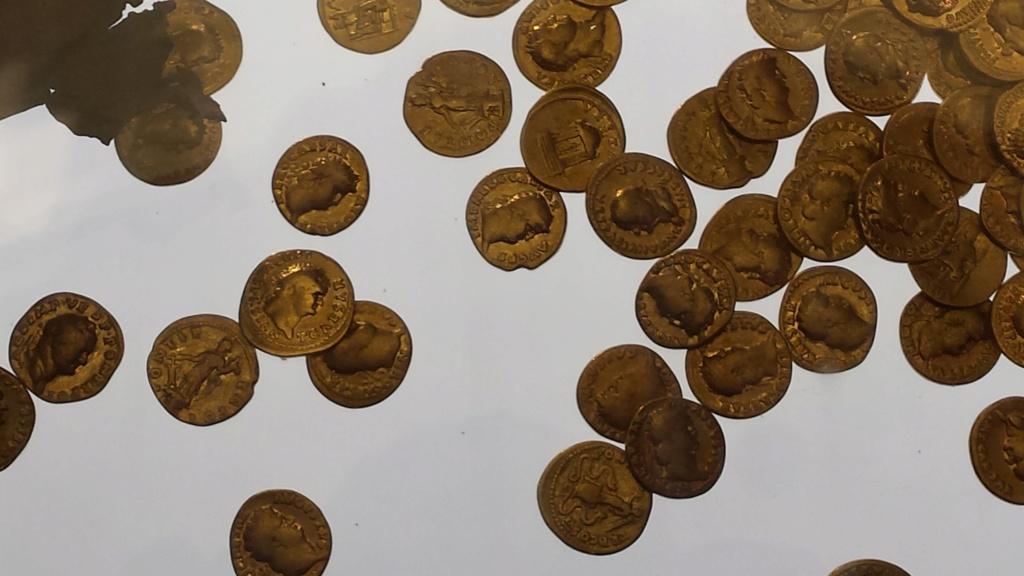 Museo Trier Alemania (seccion numismatica) 2 20150966