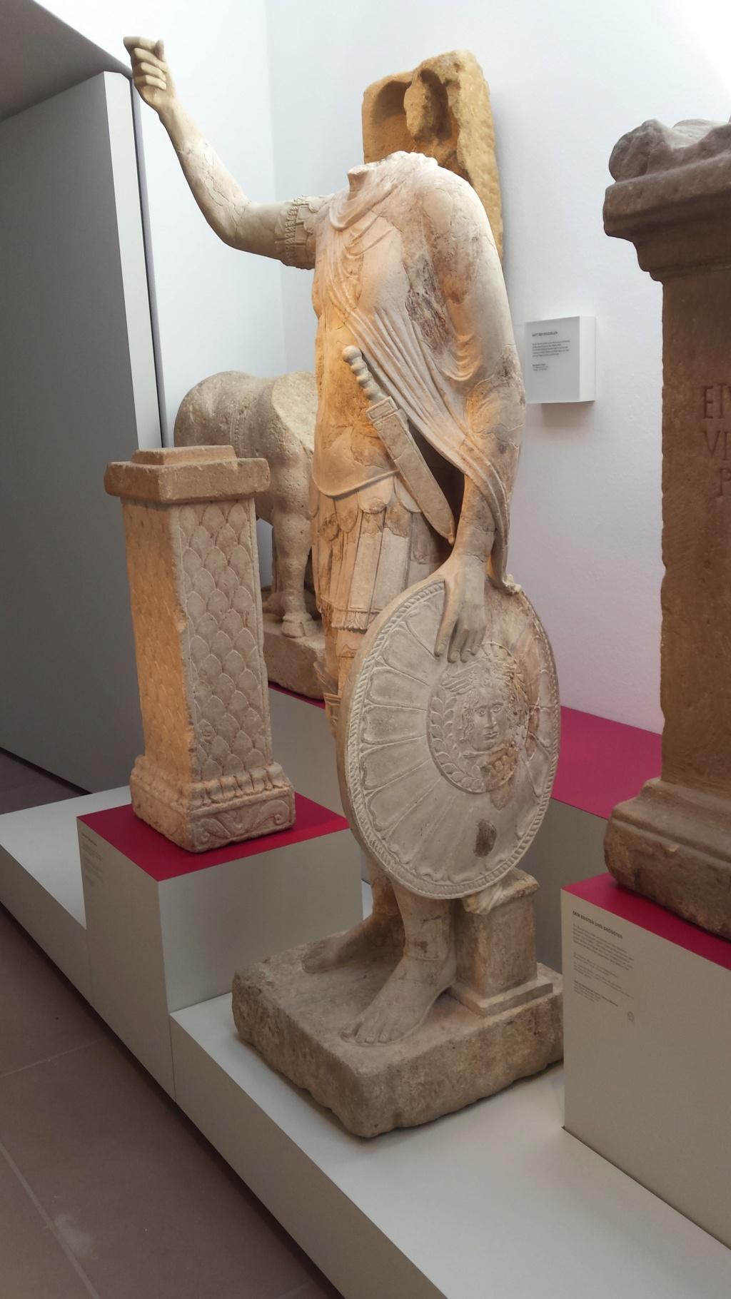 Museo Trier Alemania (ARQUEOLOGIA) 20150971