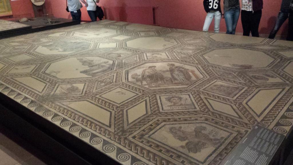 Museo Trier Alemania (ARQUEOLOGIA) 20150973