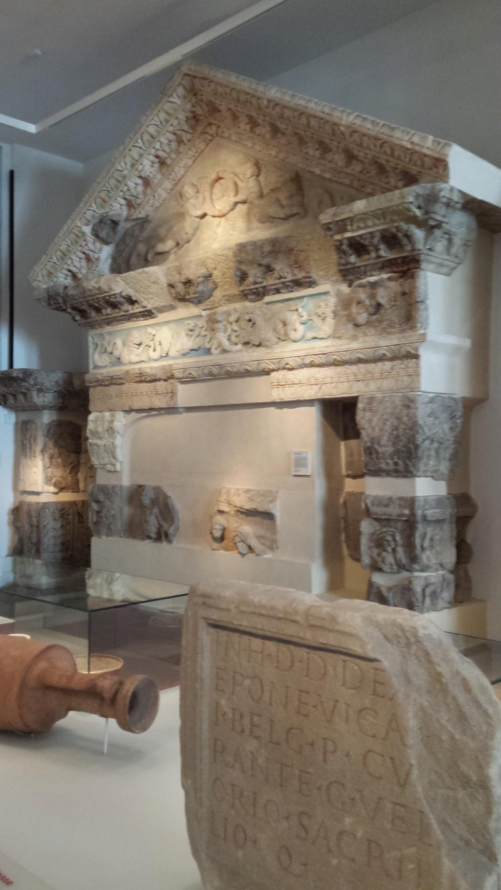 Museo Trier Alemania (ARQUEOLOGIA) 20150978