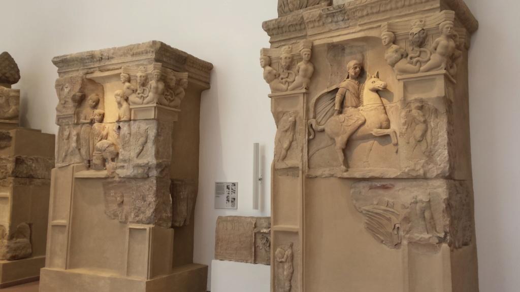 Museo Trier Alemania (ARQUEOLOGIA) 20150979