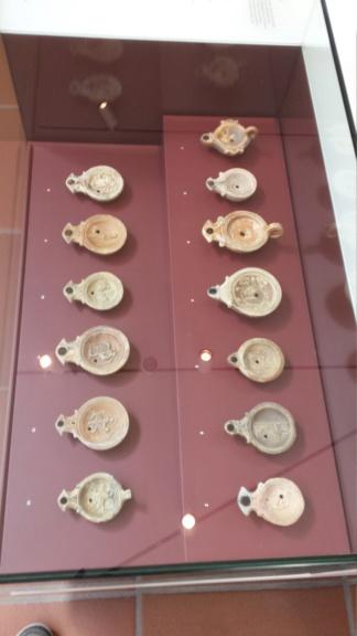Museo Trier Alemania (ARQUEOLOGIA) 20150985