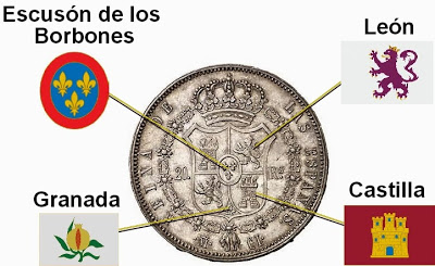 20 reales Isabel II Madrid 1836 Ensayadores: CR. José Luis Castroviejo e Isidro Ramos del  20real10