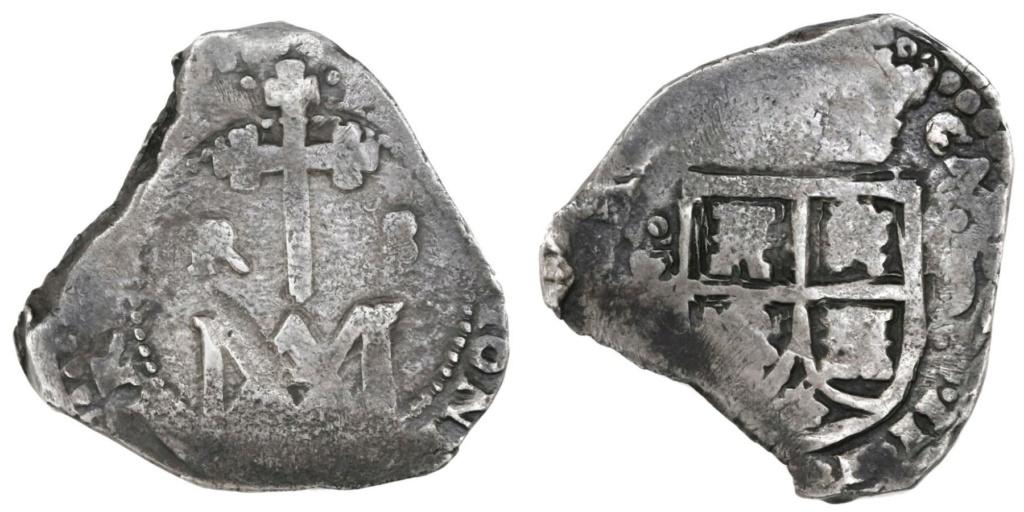 8 Reales Carlos II macuquinos tipo MARIA ceca ¿SEVILLA? (dedicada a todos los compañeros del foro) 31507610