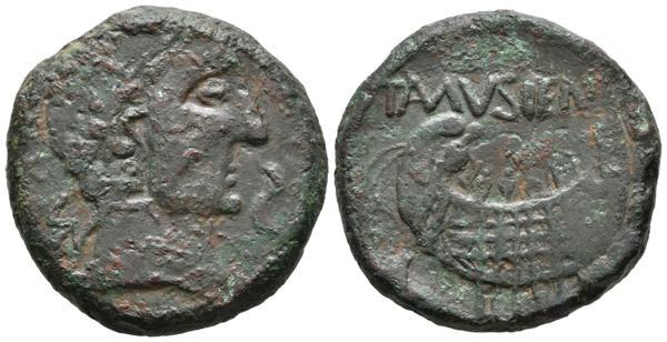 Subasta monedas ibéricas/romanas. Colección Guerrero. Ibercoin (16 de oct. 2019) 342_110