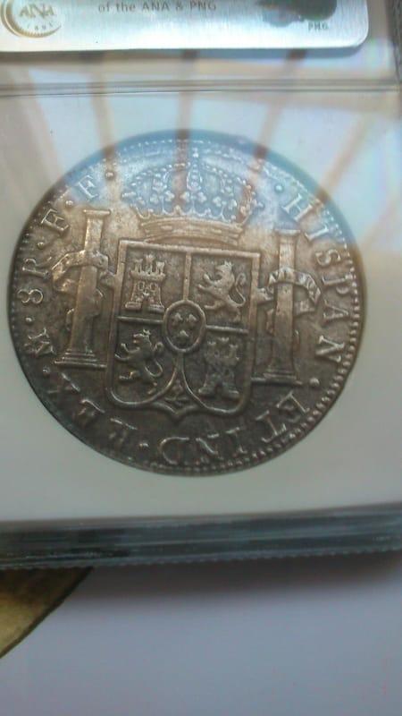 8 REALES CARLOS III CECA DE MÉXICO 1783 PECIO EL CAZADOR.  - Página 2 46761010
