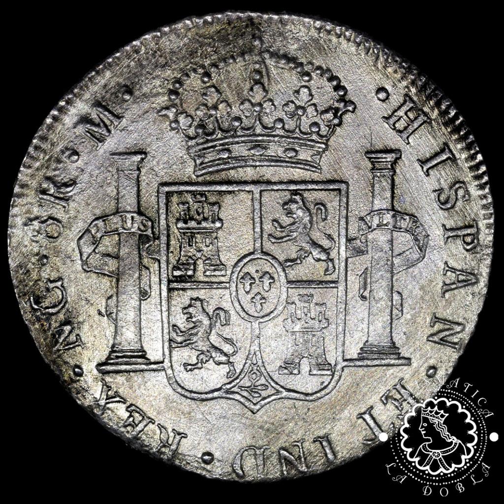 8 REALES – Carlos IV – Nueva Guatemala-1806 – ¿(Naufragio de 1810 cerca de Ft Pierce – Florida)? - Página 3 B7-1-310