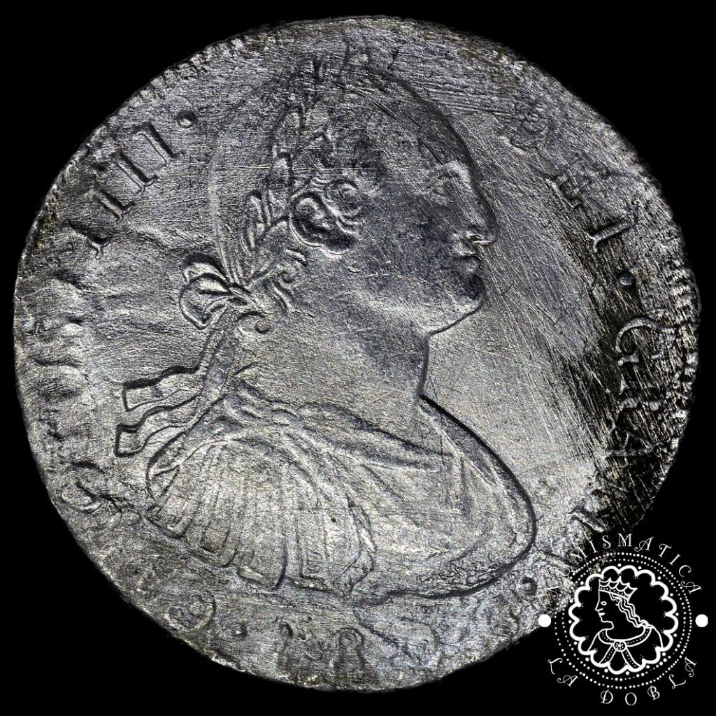 8 REALES – Carlos IV – Nueva Guatemala-1806 – ¿(Naufragio de 1810 cerca de Ft Pierce – Florida)? - Página 3 B7-1-311