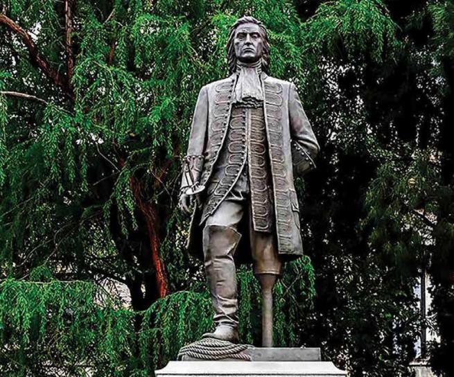 Blas de Lezo, el héroe invicto español que venció a una fuerza militar inglesa superior a la mal llamada «Armada Invencible» Blas-d11