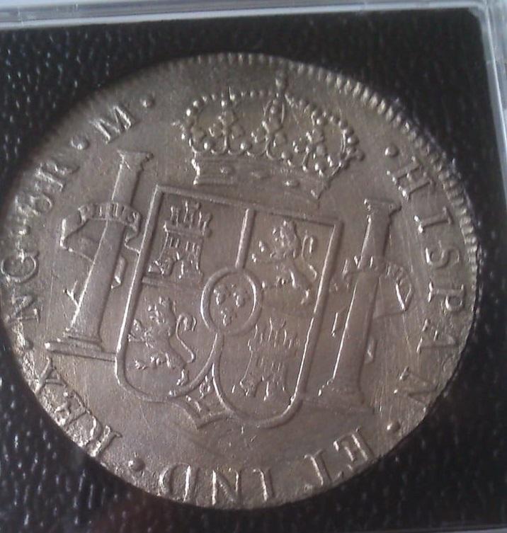 8 REALES – Carlos IV – Nueva Guatemala-1806 – ¿(Naufragio de 1810 cerca de Ft Pierce – Florida)? - Página 2 C_iv_p11