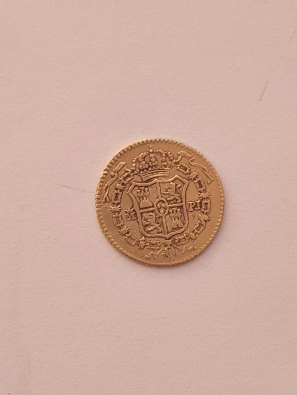 Monedas del año 1755-1758-1759-1773-1775. Carol-10