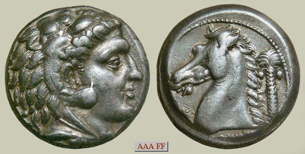 1/4 Shekel. CARTAGO 220-205 a.C. Zeugitania Cartag10