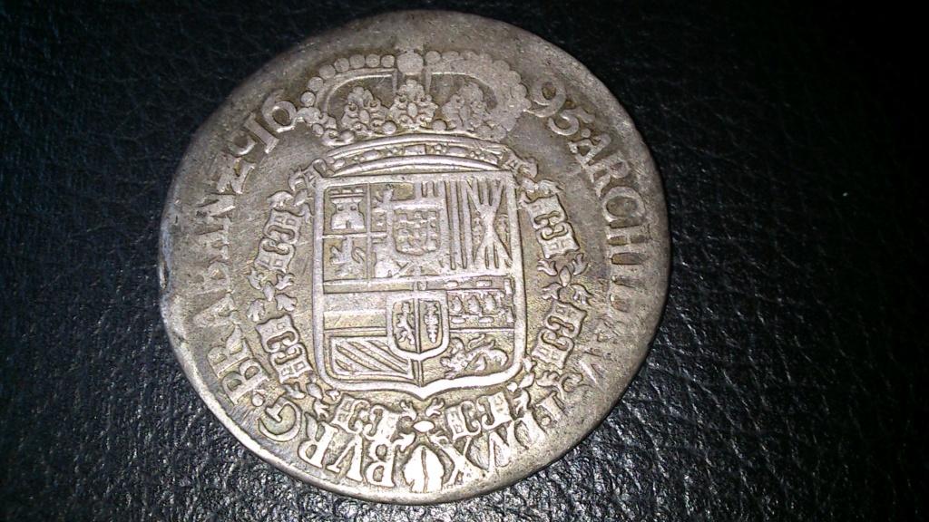 Patagon Carlos II ceca Amberes. Dsc_0016