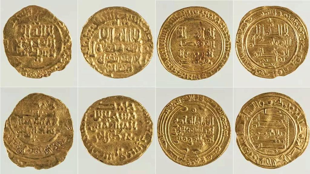 El oro que nunca salió de Madrid El-oro10