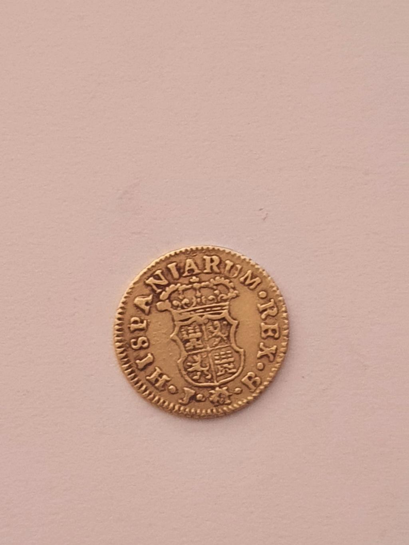Monedas del año 1755-1758-1759-1773-1775. Fernan13