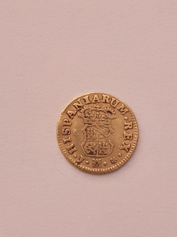 Monedas del año 1755-1758-1759-1773-1775. Fernan17