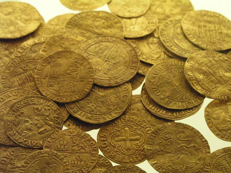 Esconder el dinero en la Edad Media Murcia10