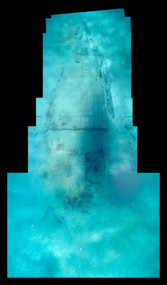 Arqueólogos identifican naufragio español de 1681 frente a la costa panameña Nuestr10
