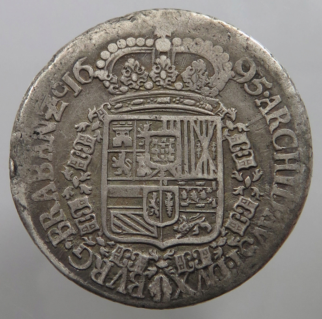 Patagon Carlos II ceca Amberes. S-l16017