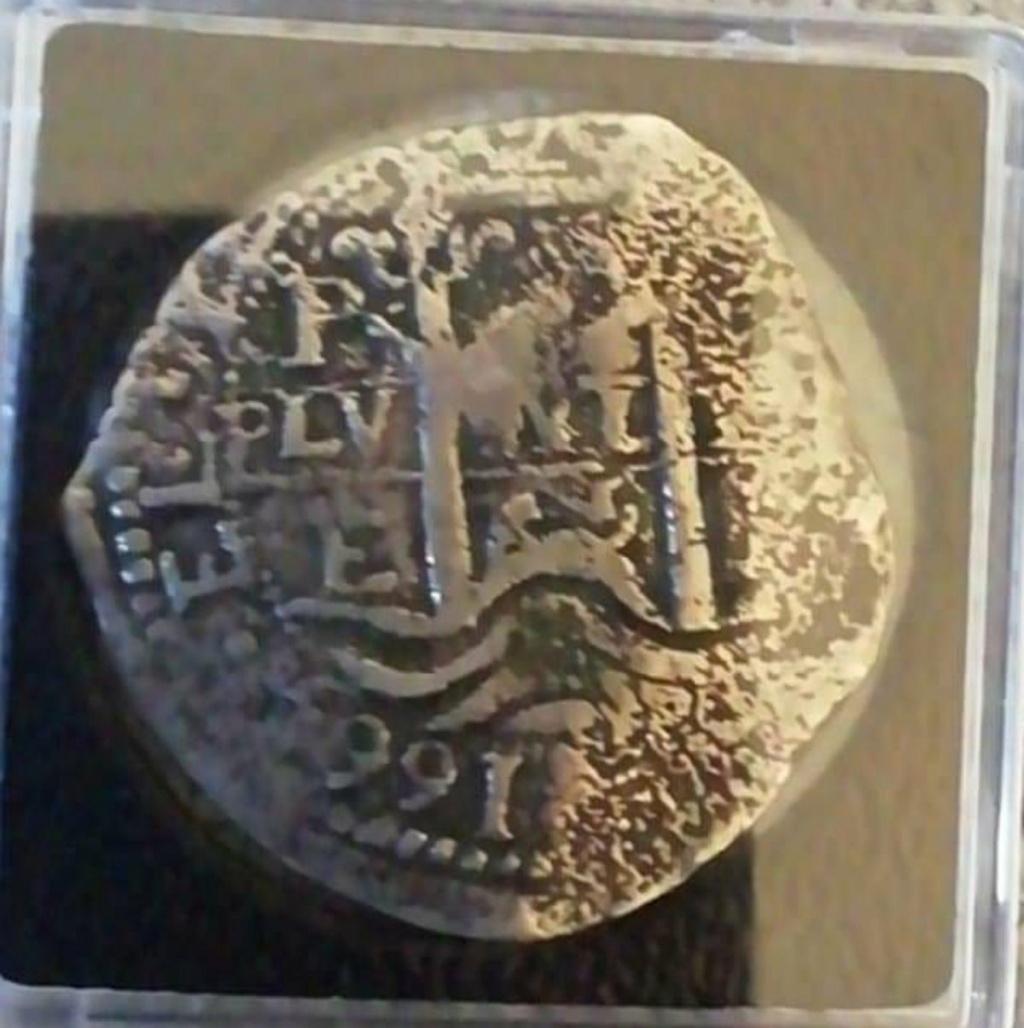 8 Reales Felipe IV ceca Potosí 1665. Pecio desconocido. User_s11