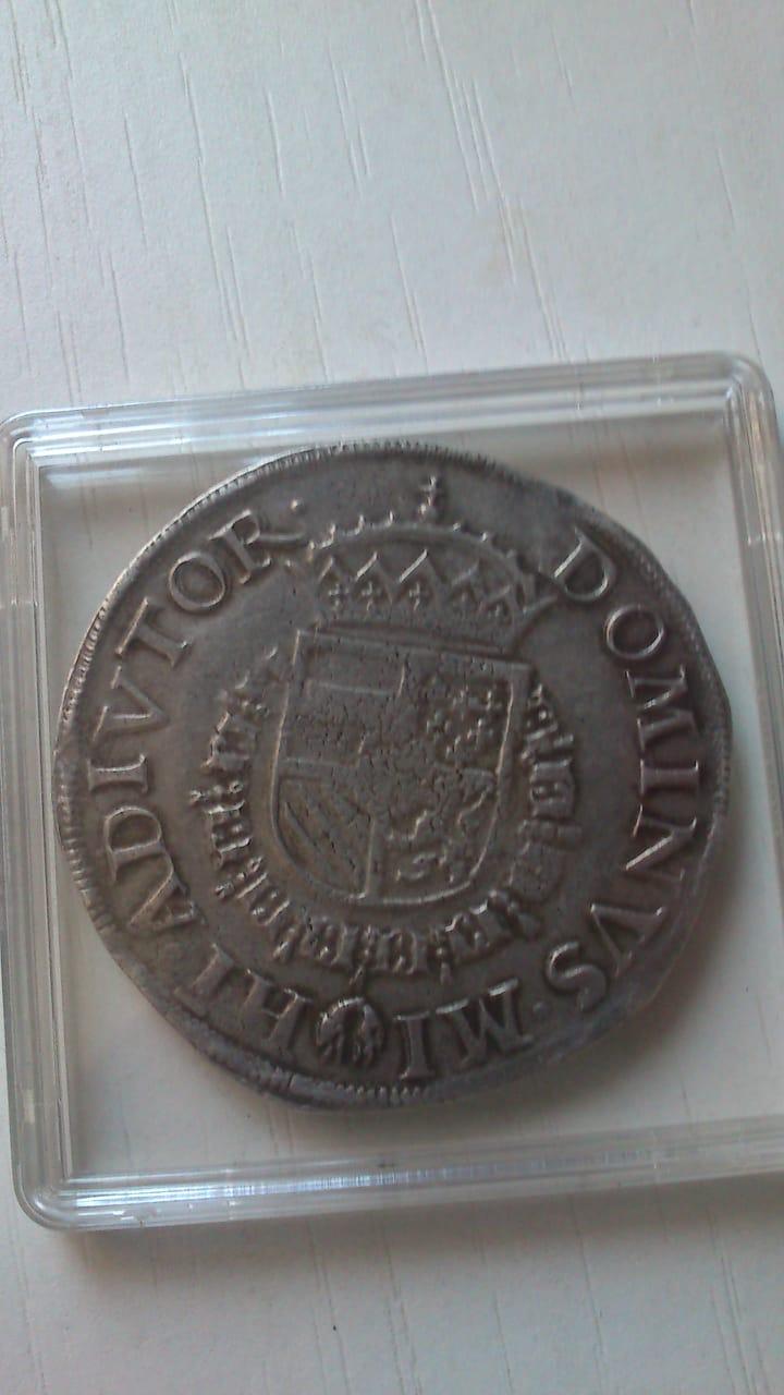 Escudo de Borgoña 1567. Felipe II (Amberes) Whatsa29