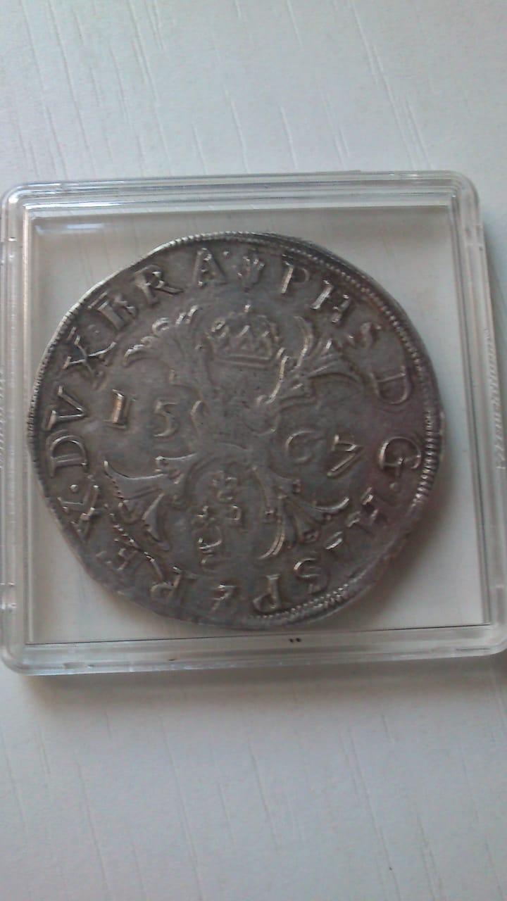 Escudo de Borgoña 1567. Felipe II (Amberes) Whatsa30