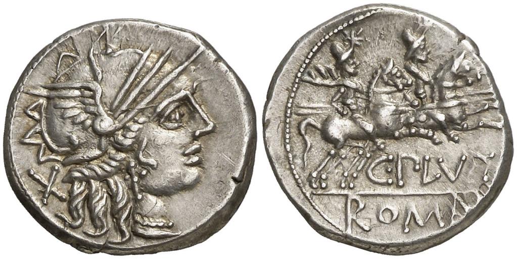Morgantina, la primera moneda en la que aparece la alusión a Hispania - Página 2 121_de10