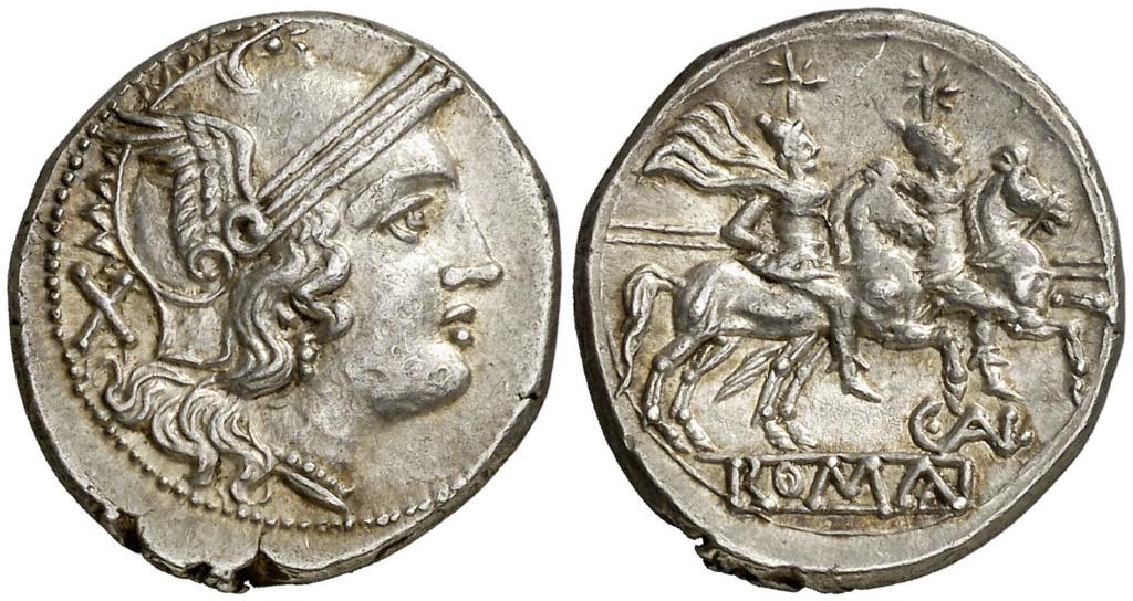 Morgantina, la primera moneda en la que aparece la alusión a Hispania - Página 2 210-2010