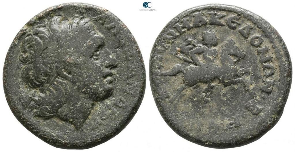 Morgantina, la primera moneda en la que aparece la alusión a Hispania - Página 2 300-2011