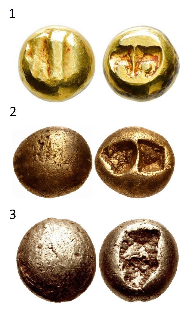 Piloncito o masa de oro  Globul10