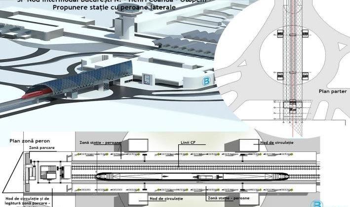 """Linia spre aeroportul Bucuresti-Otopeni (""""Henri Coanda"""") Image-10"""