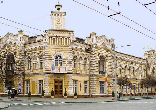 Cateva date privind municipiul Chisinau Primar10