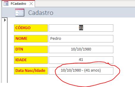 [Resolvido]Calcular idade no mesmo campo Calc_i10