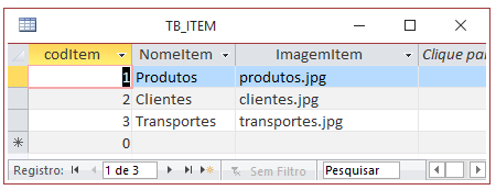 [Resolvido]Caixa de combinação - imagem Itemta10
