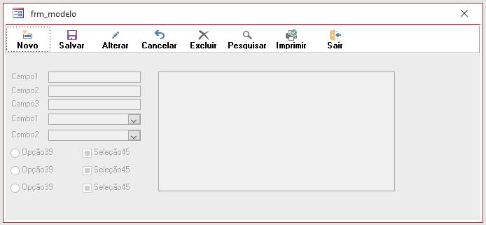 Mudar controle em um formulario atraves de uma função (modulo) Mod110