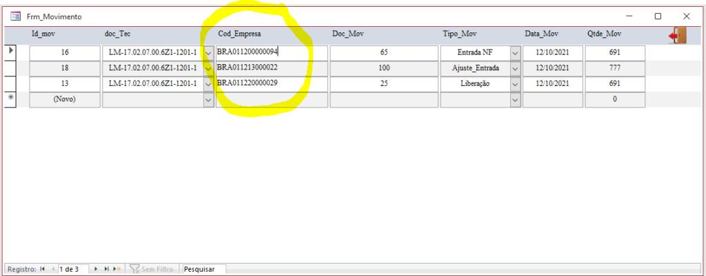 [Resolvido]Gravar campo do formulario em outro campo no mesmo formulario - coluna 2 Mov110